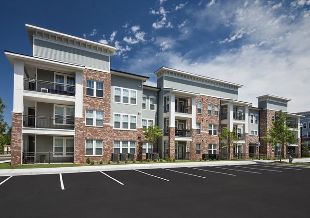 Apartment Fayetteville Ga The Meridian At Lafayette Location